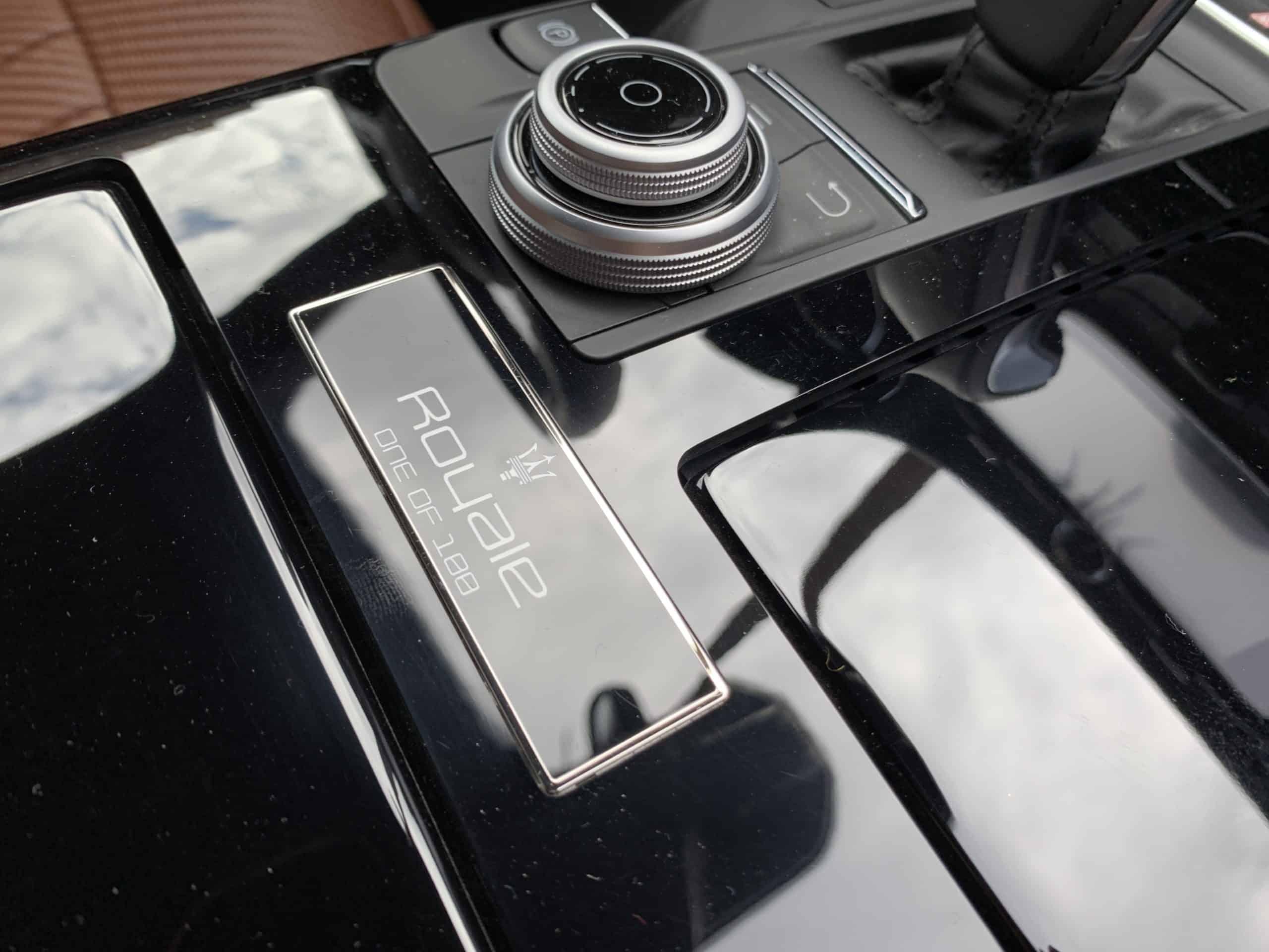 Maserati Quattroporte Royale (430 PS) Edition