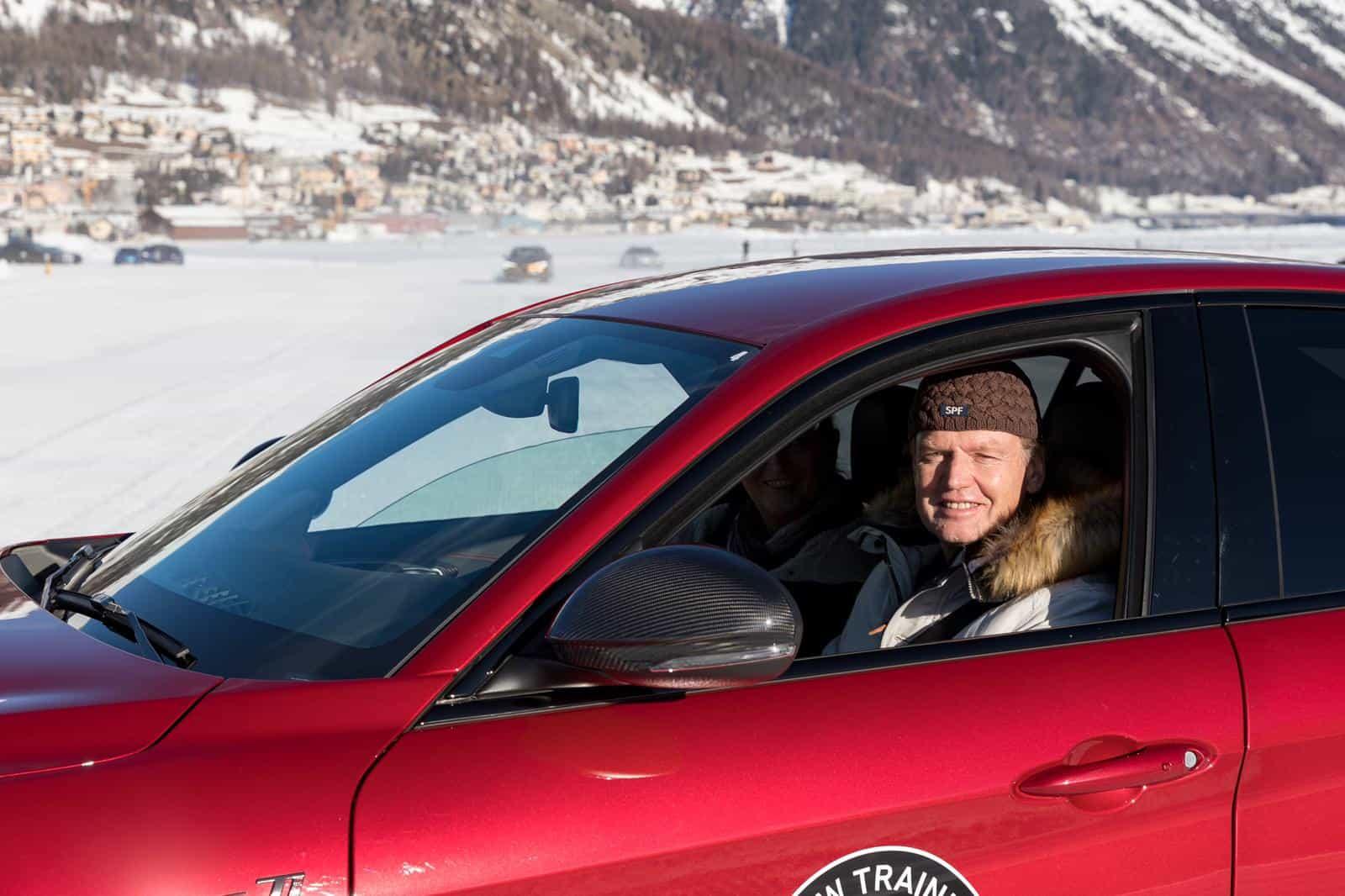 """Alfa Romeo Giulia Q4 """"Veloce Ti"""""""
