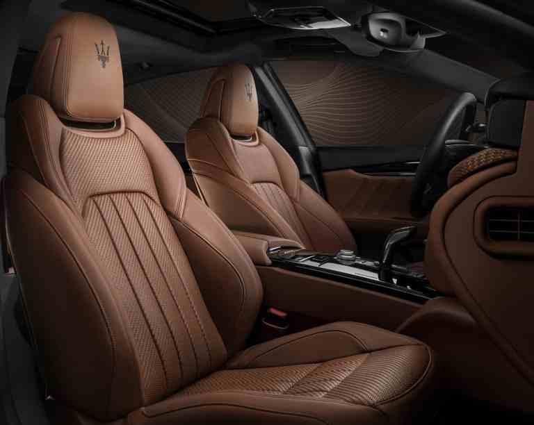 Maserati Quattroporte Royale (430 PS) Edition, Innenraum
