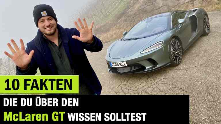McLaren GT (2020), Jan Weizenecker