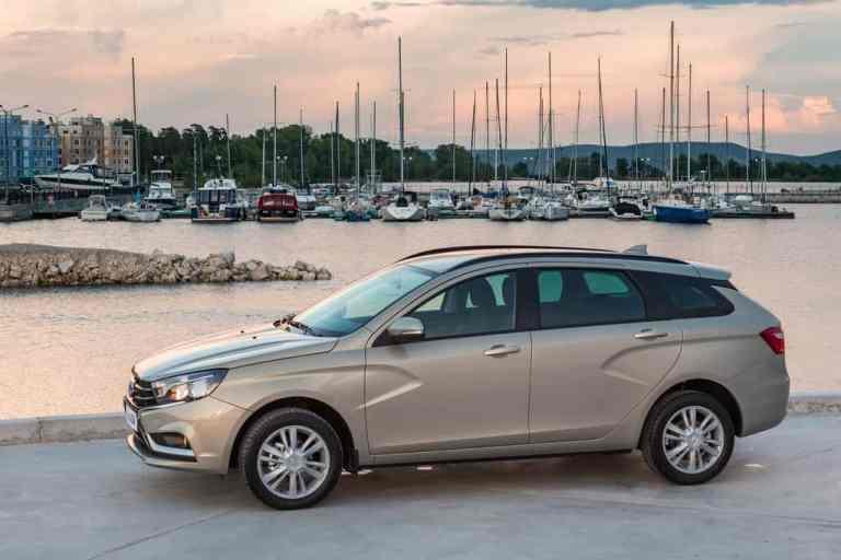 Lada Vesta SW wird 2000 Euro günstiger