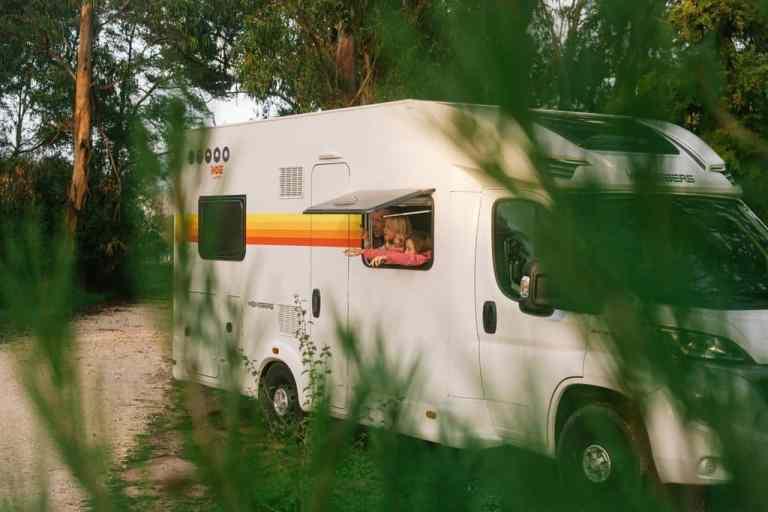 Indie Campers Nomad.