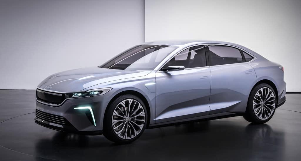 Togg Concept Sedan.