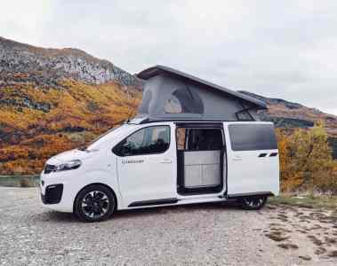 Nun bekommt auch Opel seinen Camper