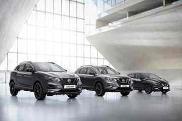 Nissan N-Tec Edition: Micra, Qashqai und X-Trail als Sondermodelle