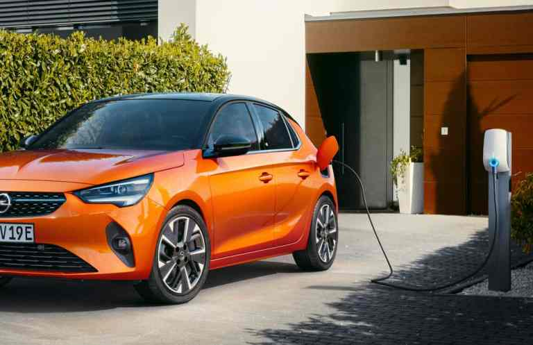 "Kooperation Opel und ""inno2grid""."