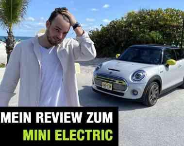 """Der neue Mini Electric (184 PS) - ALLES zum vollelektrischen """"Mini Cooper SE"""" - Fahrbericht im Video"""