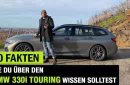 BMW 3er Touring G21 (2020), Jan Weizenecker