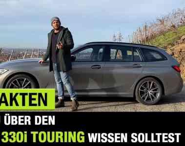 BMW 3er Touring G21 (2020), Jan Weizenecker