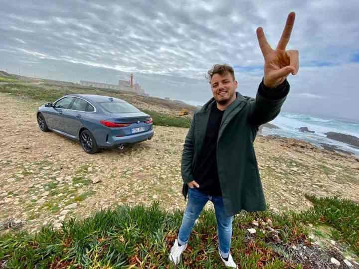 """2020 BMW 2er Gran Coupé 220d """"M Sport"""" (190 PS), Jan Weizenecker"""