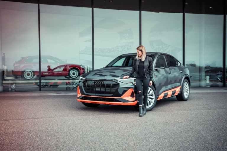 Neuer Audi e-tron Sportback S (2020), Jessicarmaniac
