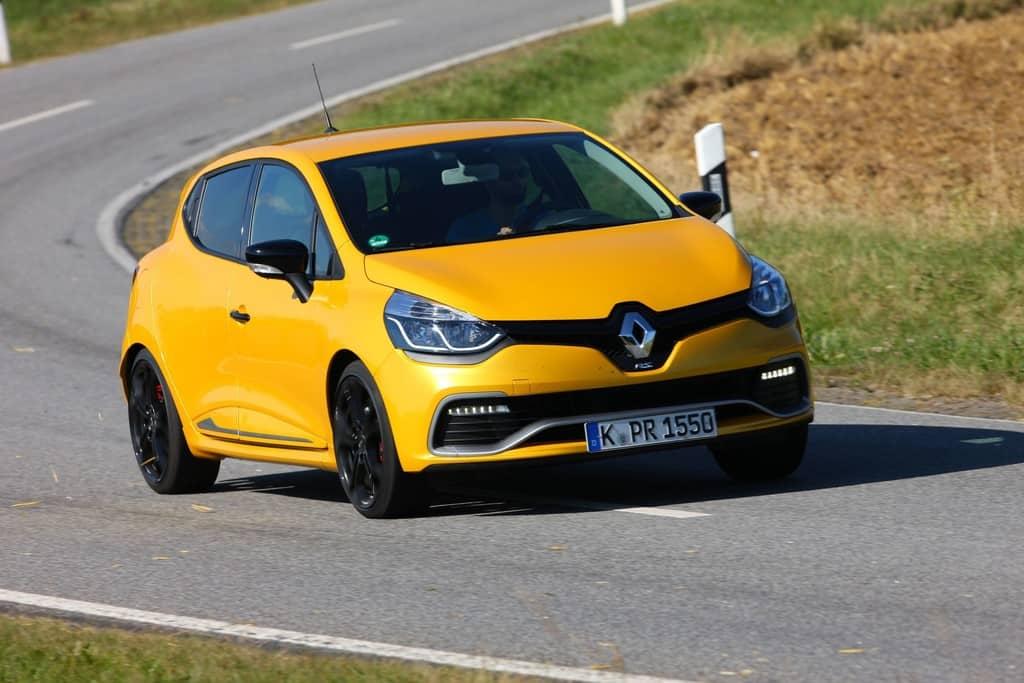 Renault Sport Clio (2013).