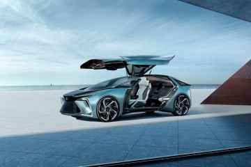 Lexus LF-30 Electrified Concept.