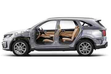 Der Kia Sorento steht in der vierten Modellgeneration auf einer neuen Plattform.