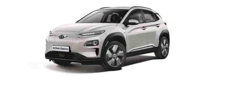Hyundai Kona Elektro Advantage.