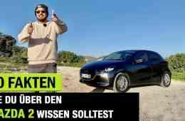 (2020) Mazda 2 Facelift, Jan Weizenecker