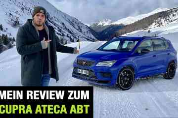 2020 Cupra Ateca ABT (350 PS), Jan Weizenecker