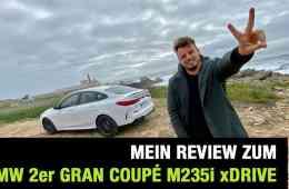 BMW 2er Gran Coupé, Jan Weizenecker