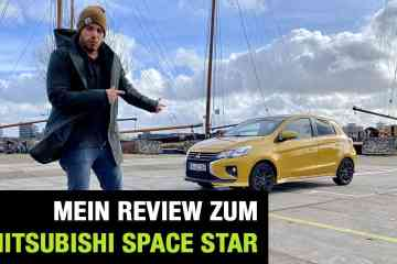 Mitsubishi Space Star, Jan Weizenecker