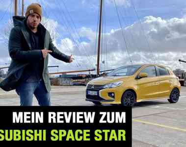 Mitsubishi Space Star, Jan Weizenecker