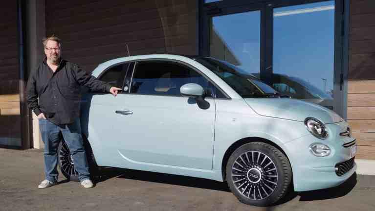 Fiat 500 Hybrid, Mirko Stepan
