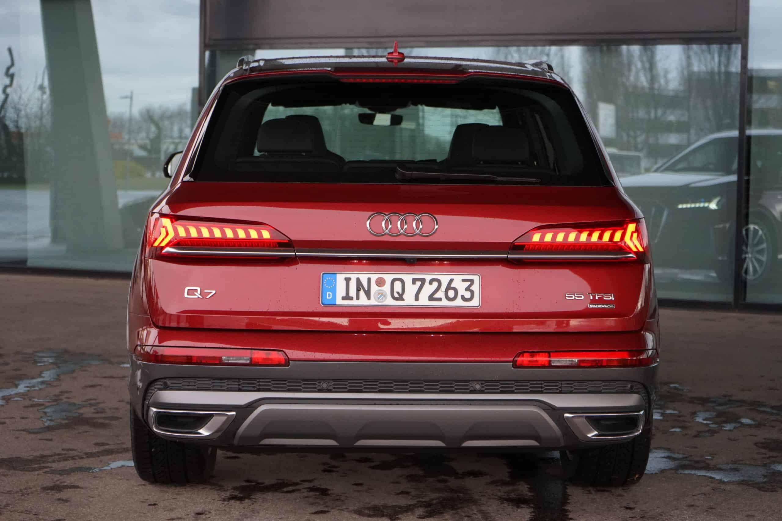 Audi Q7 - Perfekter Kombi aus Geländewagen und Limousine