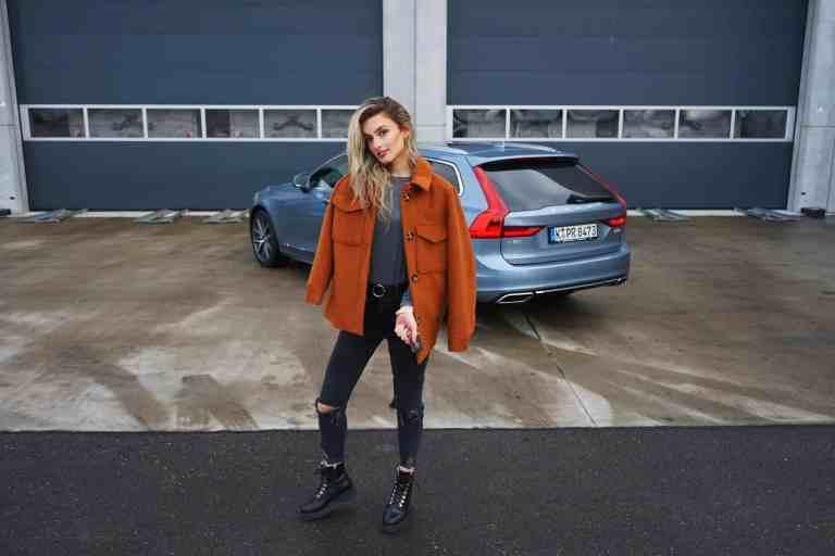 Volvo V90, Nina Carmaria