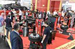 "Reifemesse ""The Tire Cologne""."