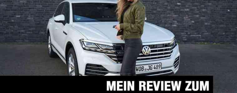 VW Touareg V8 TDI, NinaCarmaria