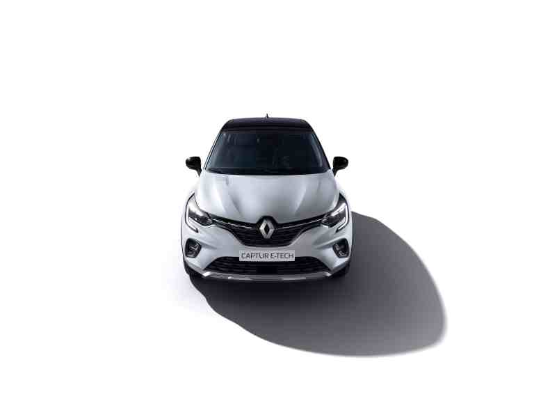 Captur, E-TECH Plug-in, Hybrid, Renault, 2020