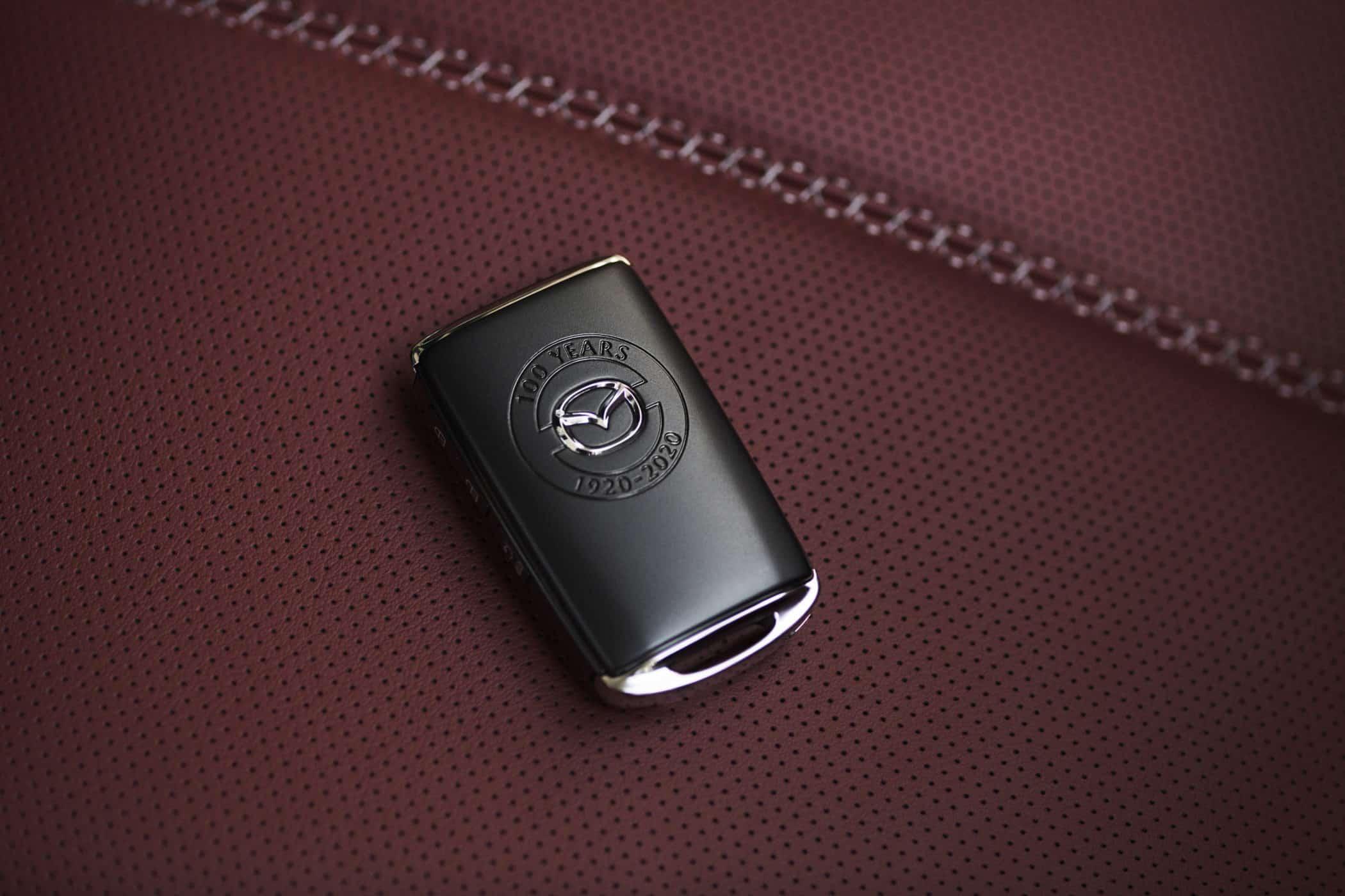 Mazda Sondermodelle: 100th Anniversary Special Edition