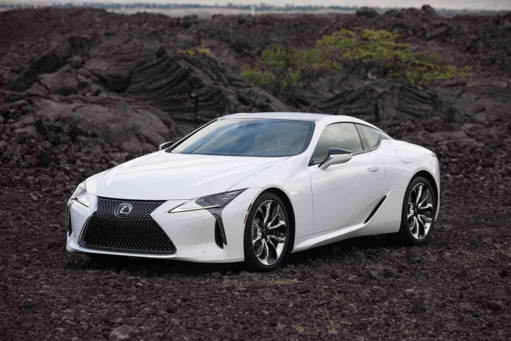 Toyota legt den LC neu auf