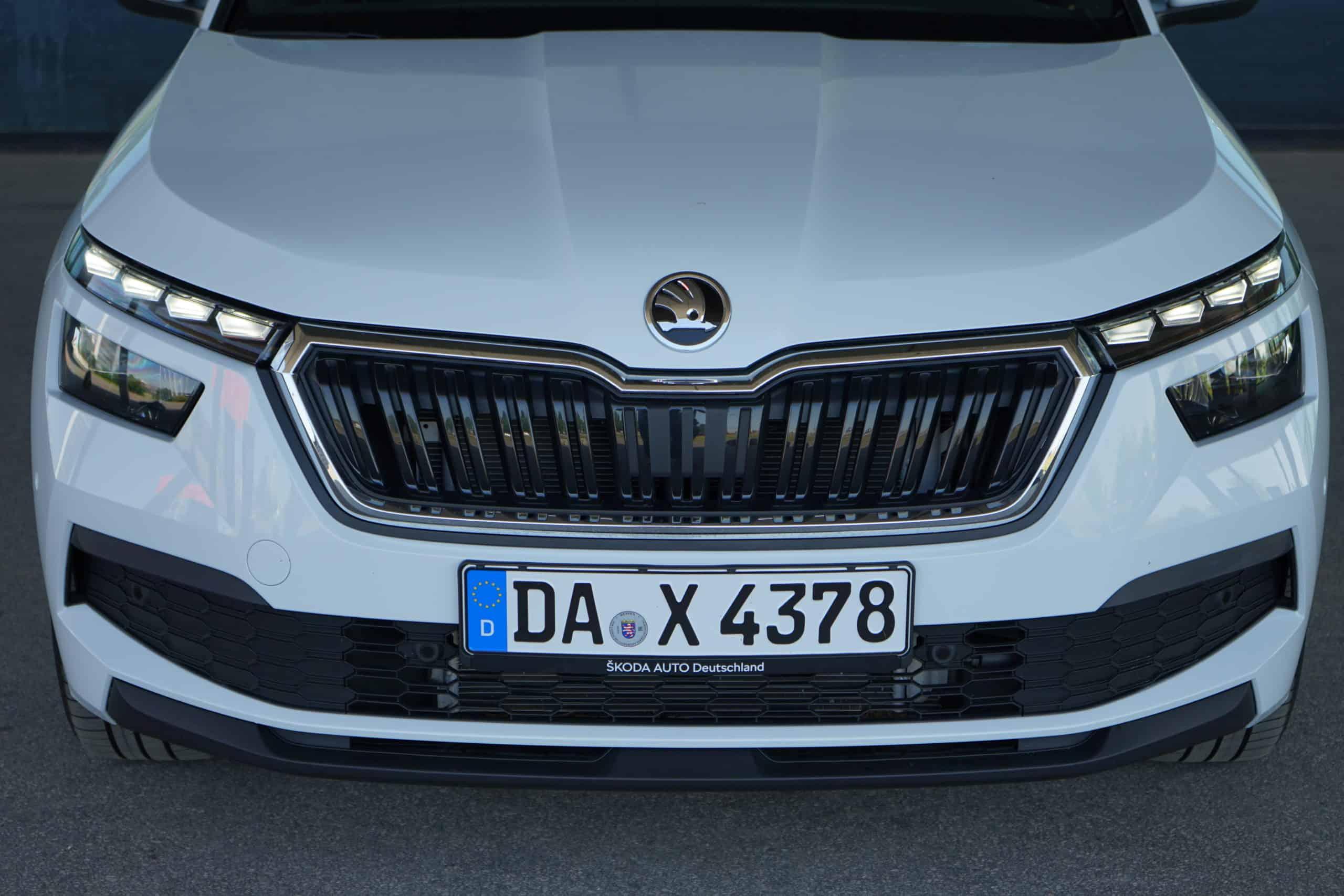 """Škoda Kamiq 1.6 TDI DSG """"Style"""" (115 PS)"""