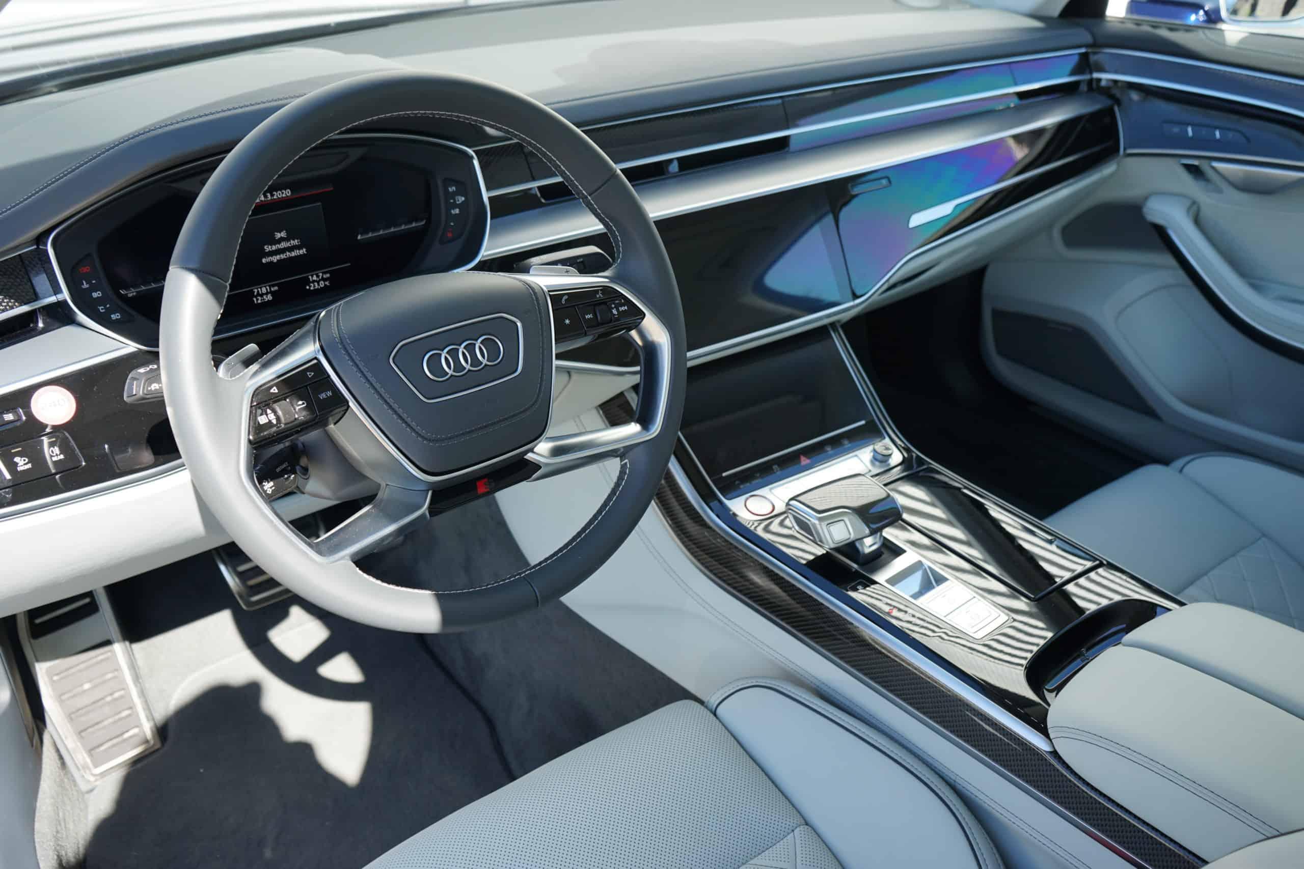 "(2020) Audi S8 4.0 TFSI quattro ""D5"""