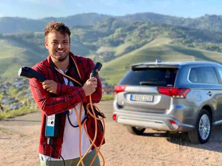 (2020) Mitsubishi Outlander Plug-in Hybrid, Jan Weizenecker