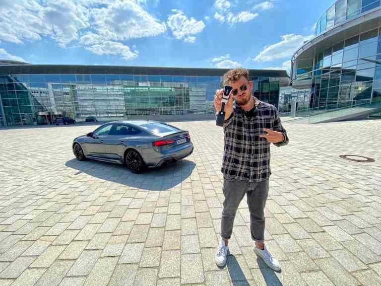 Audi's neuer RS 5 Sportback raubt Jan den Schlaf