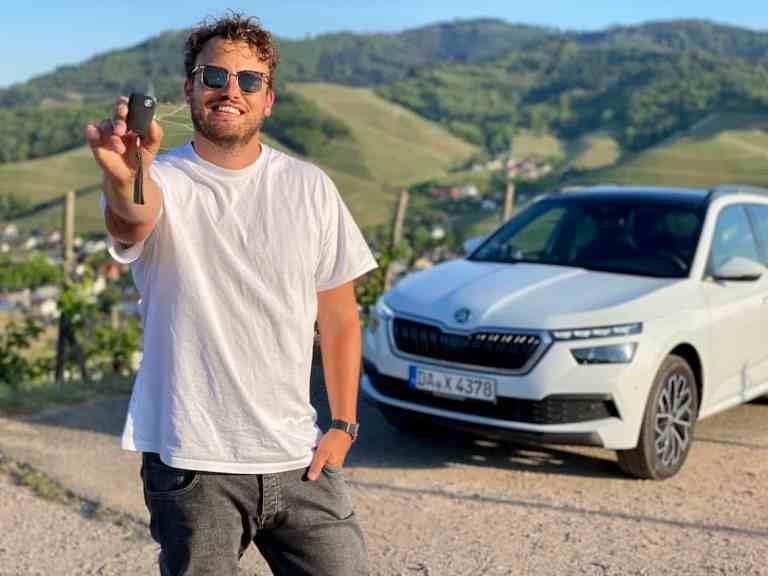 "Škoda Kamiq 1.6 TDI DSG ""Style"" (115 PS), Jan Weizenecker"