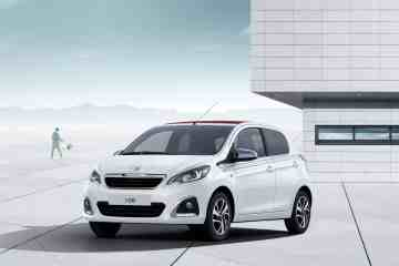 PEUGEOT 108 TOP! Collection