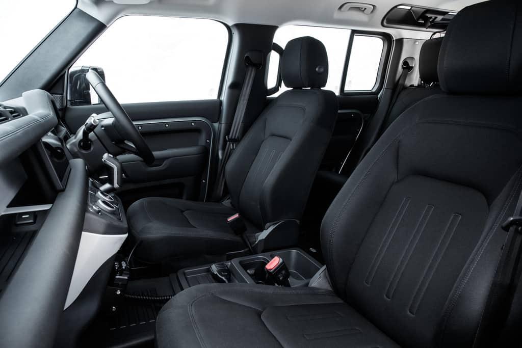 Land  Rover Defender 5-sitzer.