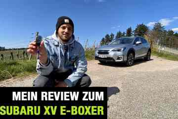 Subaru XV 2.0ie e-Boxer, Jan Weizenecker
