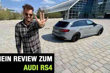 2020 Audi RS4 Avant Facelift, Jan Weizenecker