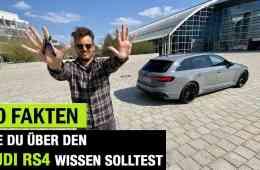 Audi RS4 Avant (2020), Jan Weizenecker