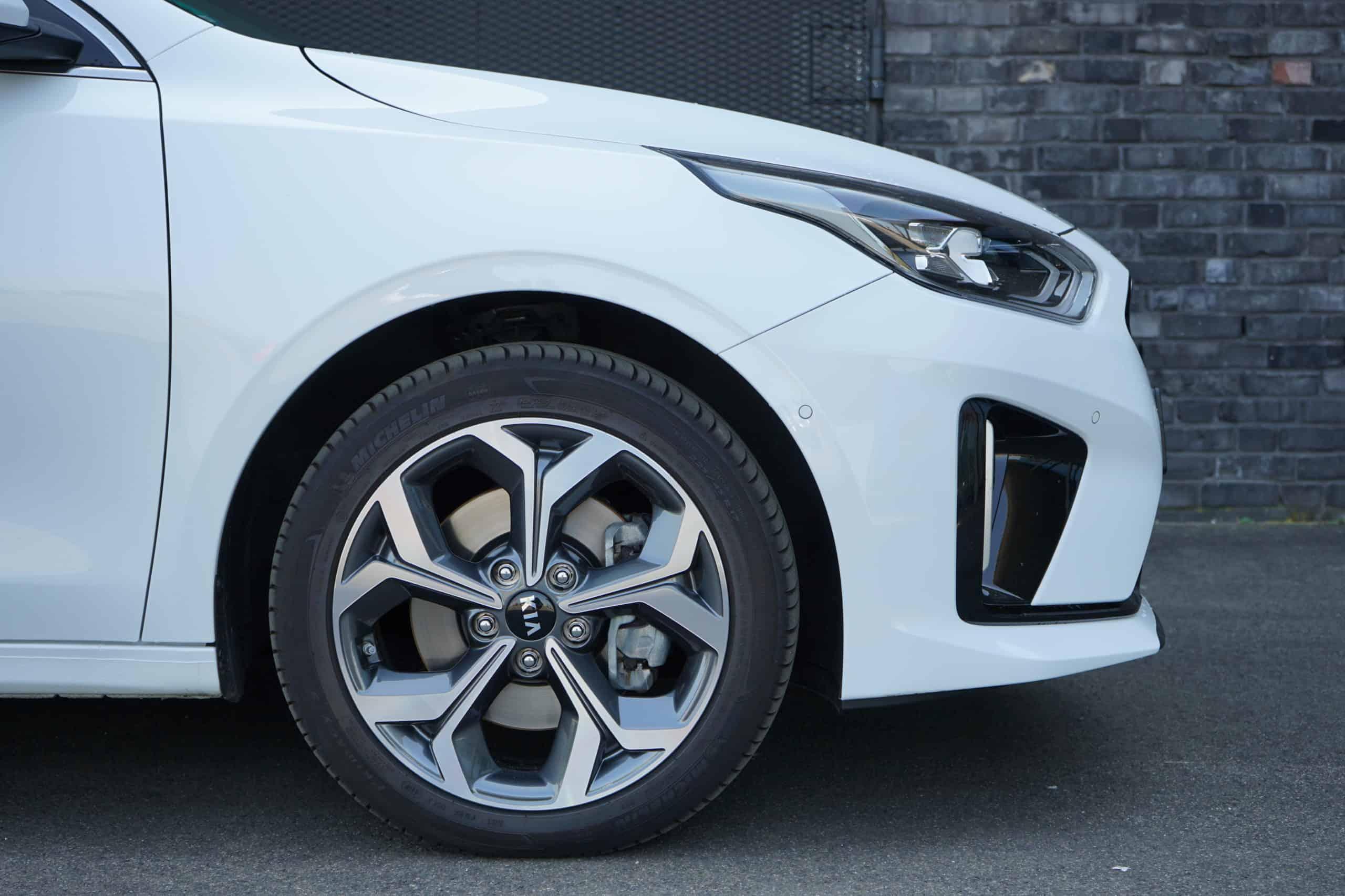 Kia Ceed Sportswagon Plug-in Hybrid (2020)