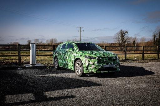 Enyaq iV - Skodas erstes Elektro-SUV