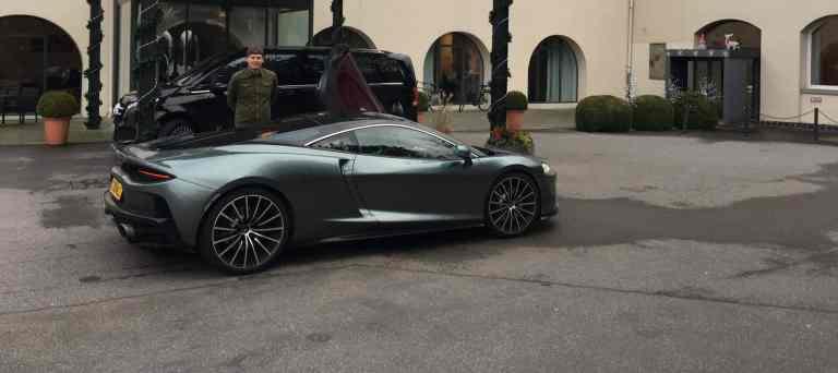 Der McLaren unter den GTs