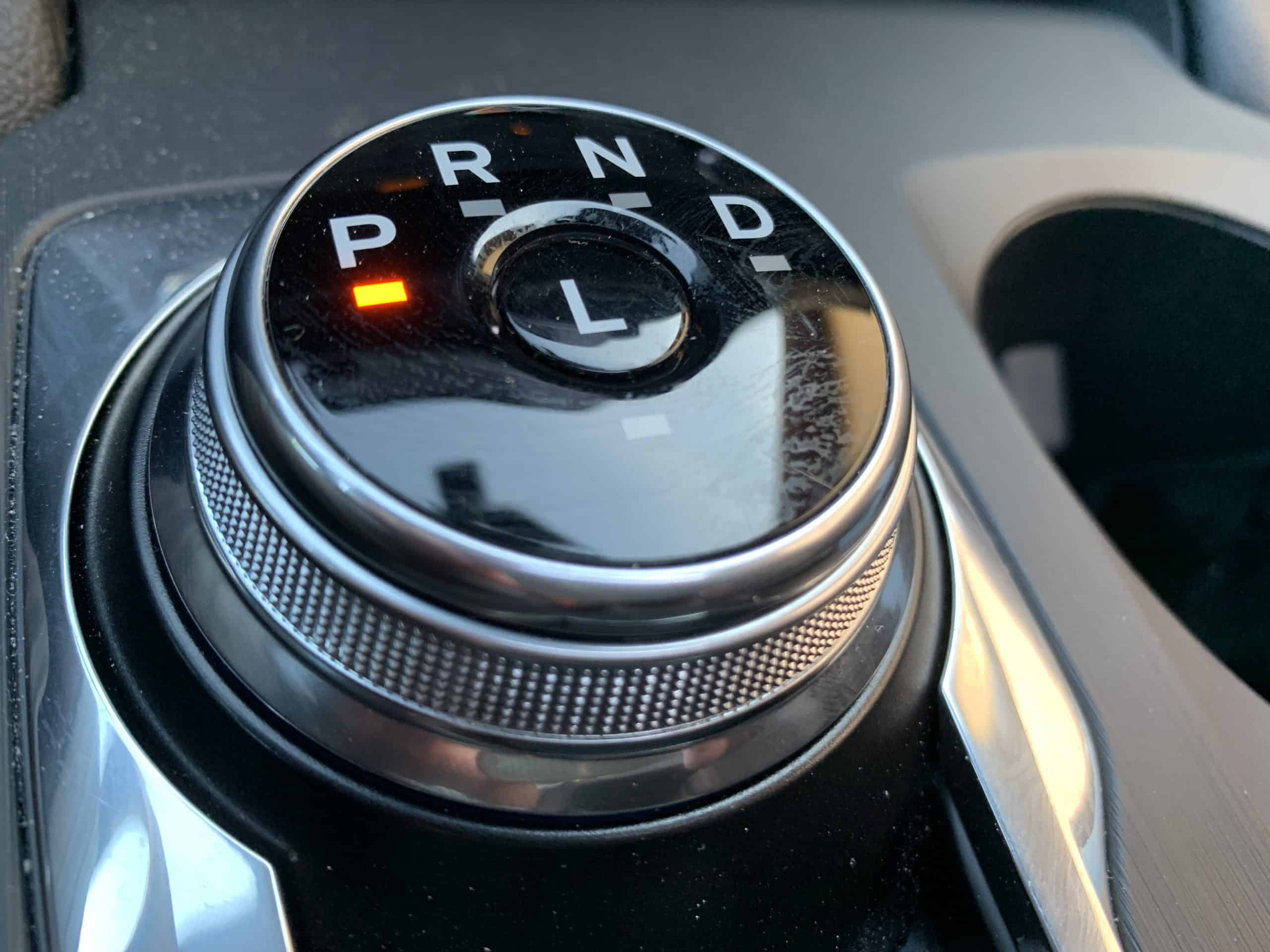 Ford Kuga mit Plug-in Hybrid-Antrieb (2020) -  Zukunftstauglichkeit eingebaut, Drehregler