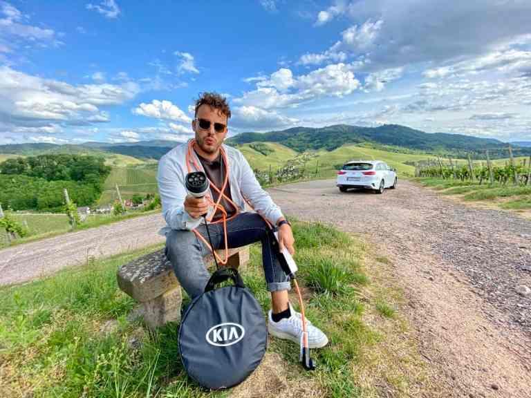 Kia Ceed Sportswagon Plug-in Hybrid (2020) - ein Unicorn für die Steckdose, Jan Weizenecker