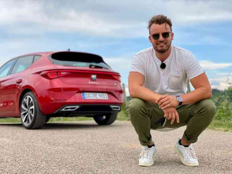 (2020) Seat Leon FR 1.5 eTSI ACT 7-Gang DSG; Jan Weizenecker