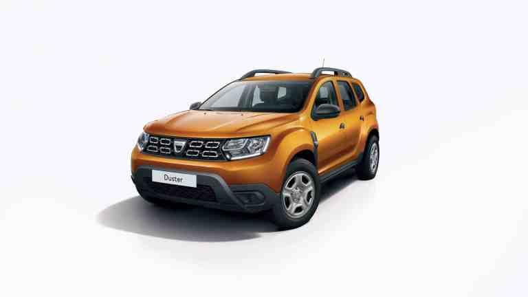 Neues Sondermodell: Dacia Duster Deal