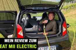 Seat Mii electric, Dr Friedbert Weizenecker